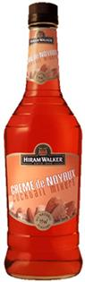 Hiram Walker Liqueur Creme de Noyeux 750ml - Case of 12